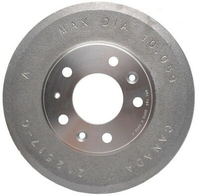 Brake Drum Rear ACDELCO PRO DURASTOP 18B425 fits 00-06 Mazda MPV