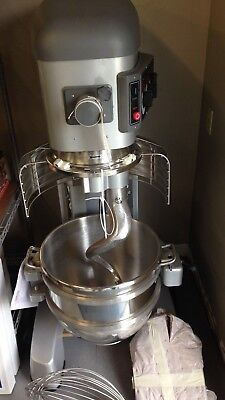 Hobart legacy 60 quart mixer with attatchments