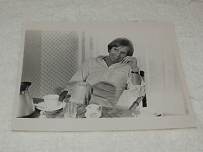 "Grateful Dead - Bob Weir  8"" x 10"" - Black & White Print from 1977 - Cool Shot!"