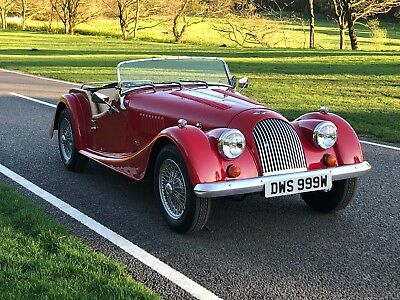 Morgan  4/4 1600 1980 superb low mileage example 18000 miles from new