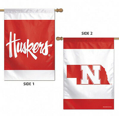 WinCraft NCAA University of Michigan 38076013 2 Sided Vertical Flag 28 x 40