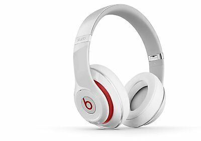 Beats by Dr. Dre Studio 2.0 Wired Over-Ear Headphone - White