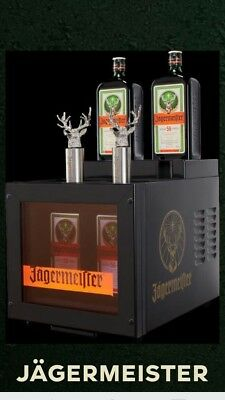 Jagermeister Speed Pour Cooler