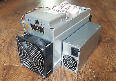 Bitmain Antminer L3+ 504 MH/s Scrypt ASIC Miner and APW3++ PSU