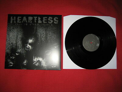 HEARTLESS Hell Is Other People LP cursed converge trap them nails black breath