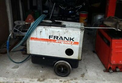 Diesel Frank Impact Hot Water Pressure Washer