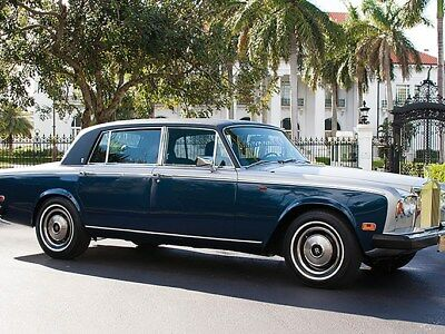 1980 Rolls-Royce Wraith Silver Wraith II PRICE DROP! READY TO SELL! contact seller with ALL offers