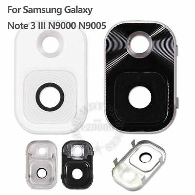 Original Back Camera Glass Lens Cover For Samsung Galaxy Note 3 III N9000 N9005