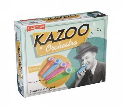Lagoon Kazoo Orchestra Musical Toy. Brand New