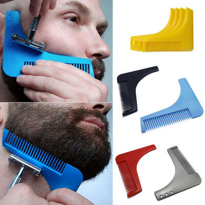 Beard Trimmers cut Styling Gentleman model Bro Man Beard Beard F Trim Hair