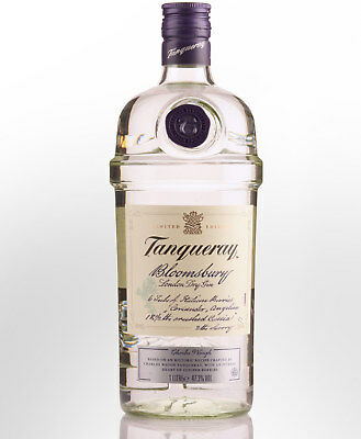 Tanqueray Bloomsbury Gin (1000ml)