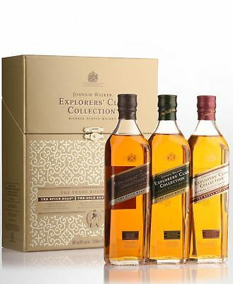Johnnie Walker Explorers Club Collection The Trade Route Series Blended Scotc...