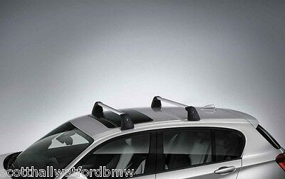 Genuine BMW Roof Bars for Roof Rack 1 Series PN:82712361813 UK NEW