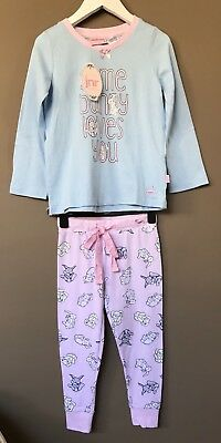 Peter Alexander Girls Some Bunny Loves You PJ Set Size 4 Years  RRP$49.95