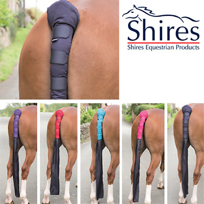 Shires/Arma Padded Tail Guard with Bag - 1842