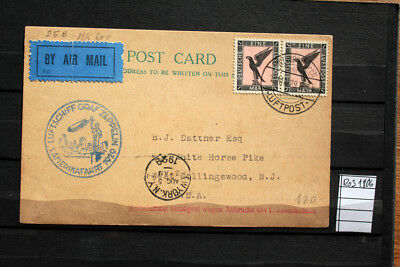 Stamps Cover Zeppelin Amerika Fahrt 1929 For Usa  (Ros1806)