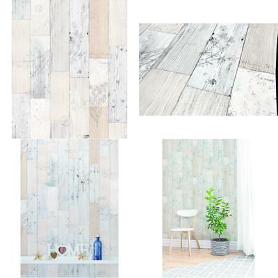 Vintage Herb Wood Panel Pattern Contact Paper Self-adhesive Peel-stick Wallpaper
