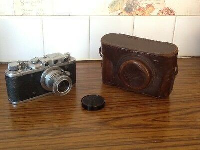 *** Zorki 1 Russian 35mm rangefinder camera ***