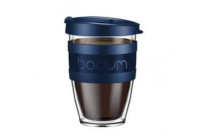 BODUM JOYCUP 300 ML TRAVEL MUG 11674  Colour - Sea