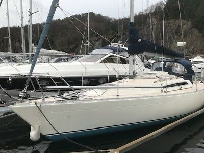 Sailing Yacht Sigma 33 1982 Excellent Condition