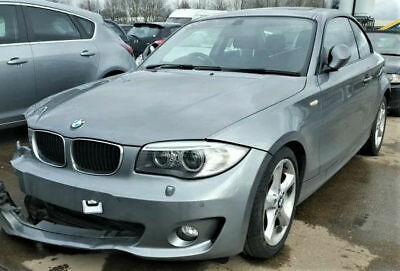 2012 Bmw 118 2.0Td Se Coupe Damaged Repairable Salvage