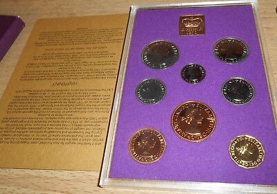 Great Britain and Northern Ireland 1970  official proof set with COA