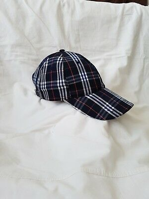 b2fe3e92cfd BURBERRY LONDON BASEBALL Cap One Size - £26.00