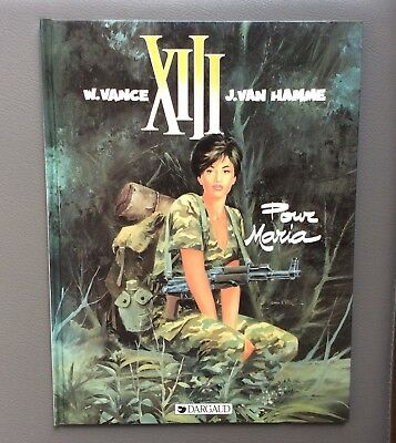 XIII. Pour Maria. Dargaud 1992 EO. VANCE