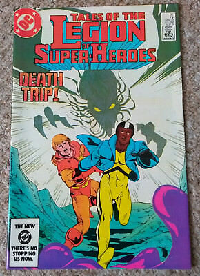 TALES OF THE LEGION OF SUPER-HEROES # 317 (1984) DC COMICS NM Condition