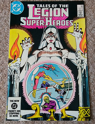TALES OF THE LEGION OF SUPER-HEROES # 314 (1984) DC COMICS NM Condition