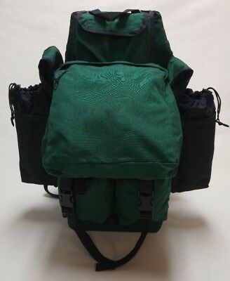 Hotshot Line Pack with Drawstring Main and Hydration | Ruffian Specialties