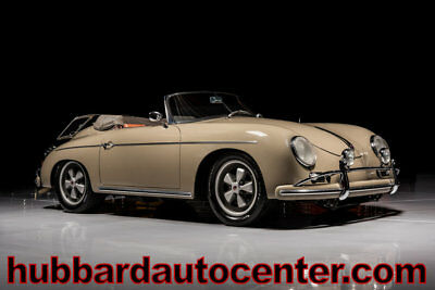 Porsche 356 D Convertible Replica Intermeccanica Roadster D 1959 Porsche 356 D Covertible Intermeccanice Replica, Audi TT Engine, The Best!