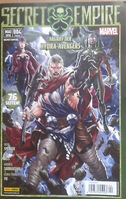 Marvel SECRET EMPIRE 4