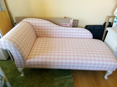 LAURA ASHLEY Chaise Longue In Light Green - £160.00 | PicClick UK on chaise sofa sleeper, chaise furniture, chaise recliner chair,