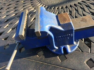 Irwin Record 4 inch Bench Vice in excellent condition