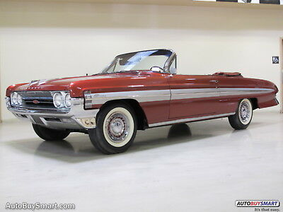 Oldsmobile Starfire CONVERTIBLE 1961 Red CONVERTIBLE!