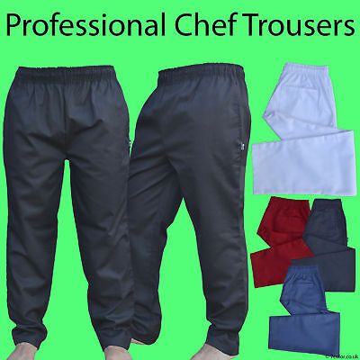 Professional Chef Trousers 3 Pockets Excellent Quality Chef Trousers for UNISEX