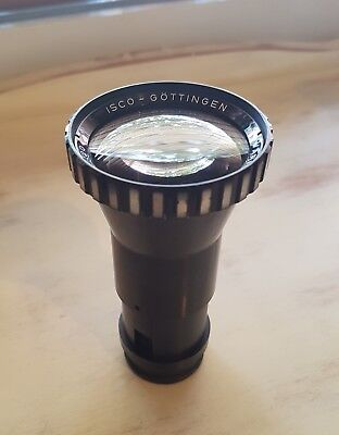 Isco-Gottingen 3.5/70-120 Projection Lens Vario-Projar