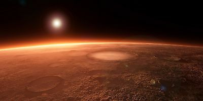 Mars - Office Digital Image, Photograph, Picture, Photo - 1p Auction (TH-709)