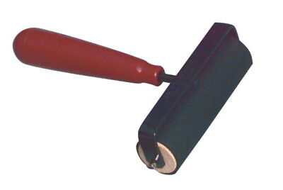 Speedball Hard Rubber Brayer with Plastic Handle, 4 Inches