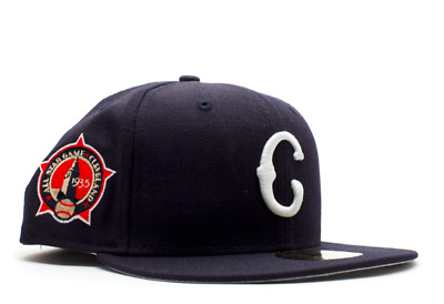 9ce4868bfef32e Cleveland Indians 1935 All-Star Game New Era 59Fifty Fitted Hat Navy/White