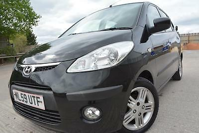 Hyundai I10 Comfort 1.2 5 Door*one Lady Owner*alloys*air Con*history*