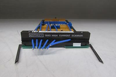 Keithley 7053 HIGH CURRENT SCANNER CARD  for 7001 or 7002