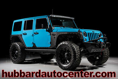 Jeep Wrangler Unlimited Best of the best, built for the owner! 2017 Jeep Wrangler Fully Custom, Built For The Owner, Best of the Best!