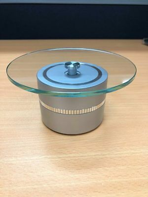 """Unini Display Turntable- SILVER 6"""" (2 FOR $10)"""