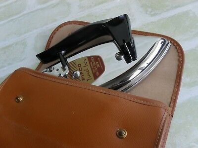 Original Vintage Pifco Folding Travel Iron - 200W - Made In England
