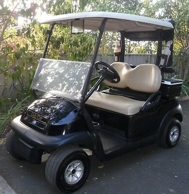 Club Car Precedent 2015 - New Batteries