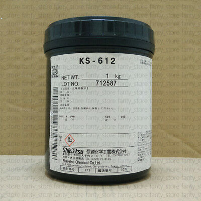 1KG ShinEtsu KS-612 CPU Thermal Grease High temperature silicone oil #AA4U LW