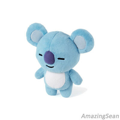 OFFICIAL BT21 STANDING DOLL KOYA, AUTHENTIC BT21 by Linefriends, BTS GOODS, BTS