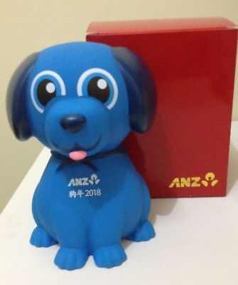 NEW ANZ Money Box Chinese Year of the Dog 2018 - New in Box